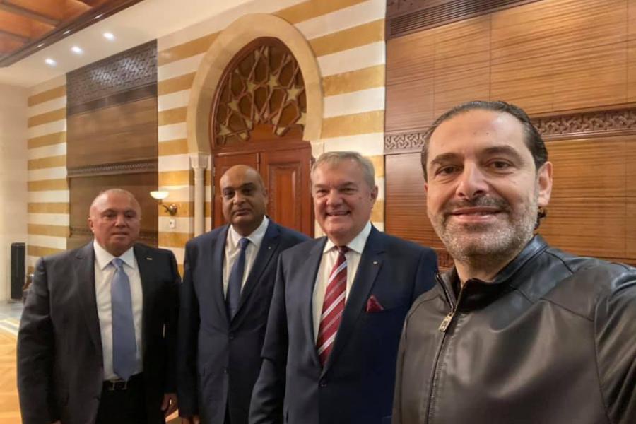 Sofia University Delegation Visit to Lebanon