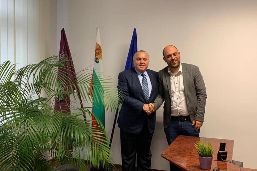 LBBC MOU with Sofia university, Faculty of Economics